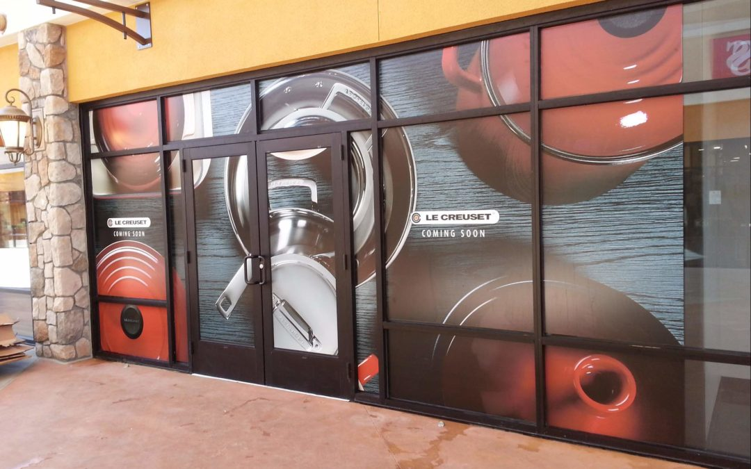 Commercial Wrap for La Creuset